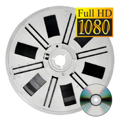 Bobine film - 12.5cm