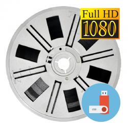 Bobine film - 10.5cm